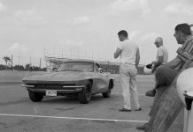[PIC] Throwback Thursday: Testing a 1963 Corvette Z06 Prototype at Sebring