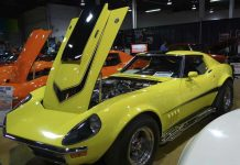 11 Reasons You Should Attend the Muscle Car and Corvette Nationals this Weekend in Chicago