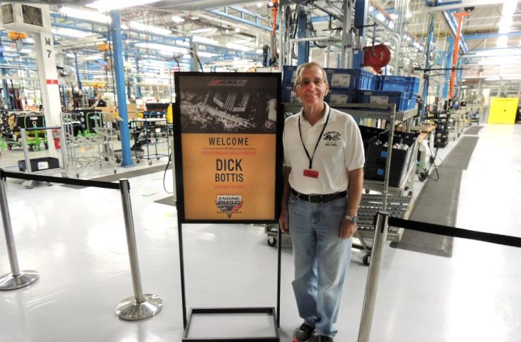 Chevrolet Offers New Expedited Corvette Factory Buyers Tour with Engine Build Experience