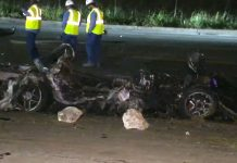 Street Racing Corvette Driver Killed in Texas Crash