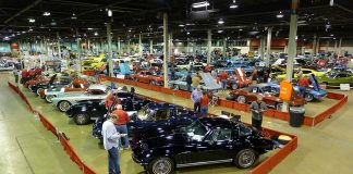 2016 Muscle Car and Corvette Nationals