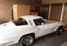 [STOLEN] 1964 Corvette Recovered after 40 Years and Returned to Original Owner