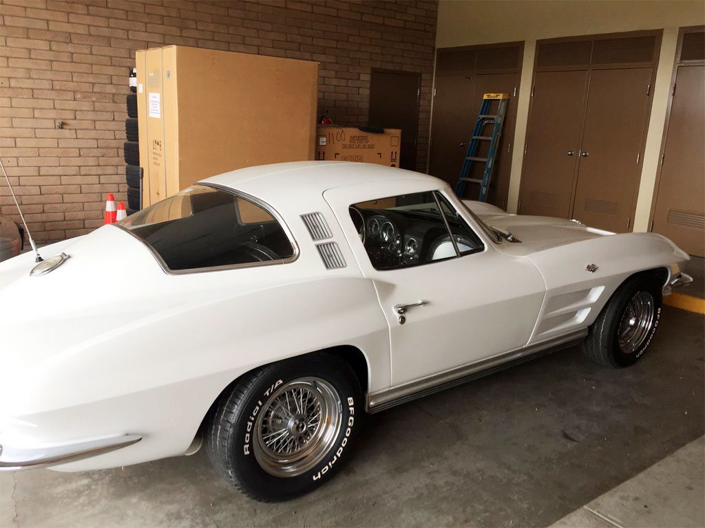 [STOLEN] 1964 Corvette Recovered after 40 Years and Returned to Original Owner - Corvette: Sales, News & Lifestyle