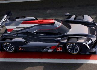 Cadillac Returns to IMSA Prototype Racing with the Cadillac DPi-V.R