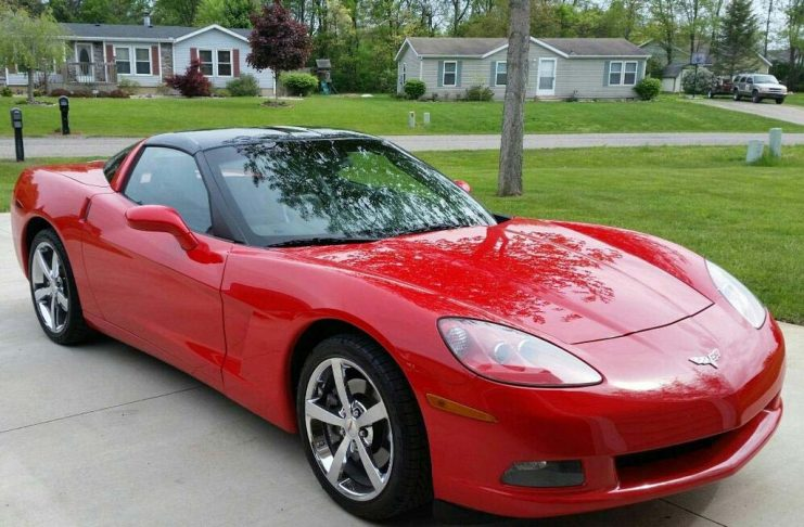 Another Canadian Corvette Impounded for Speeding After Shop's Mechanic Takes it for Joyride