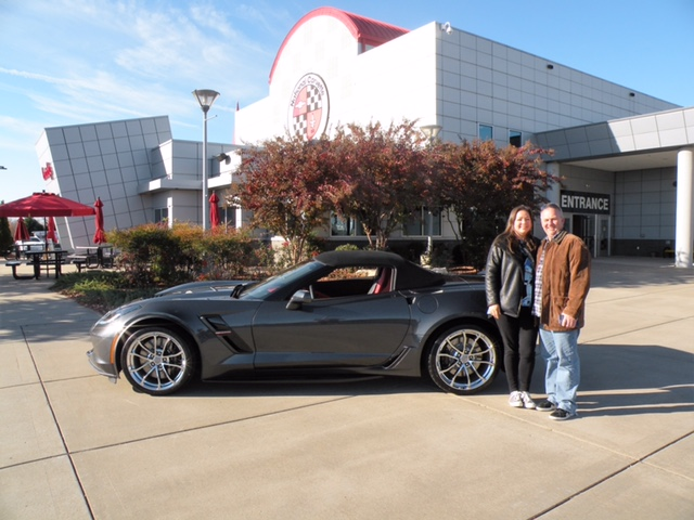 Corvette Delivery Dispatch with National Corvette Seller Mike Furman for Dec. 4th