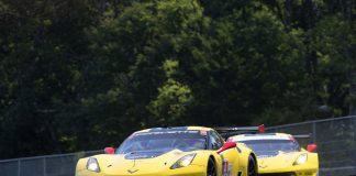 'Full-Season Four' Return to Corvette Racing for 2017