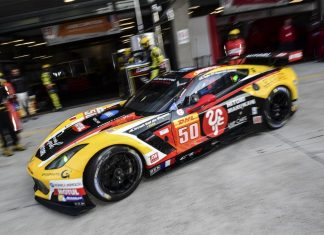 Labre Competition May Field GTE-Pro Corvette.R in 2017 World Endurance Championship