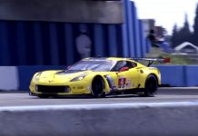 [VIDEO] Corvette Racing's Milner and Gavin talk C7.R Safety on Mobil 1 The Grid