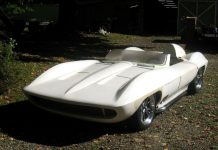 Corvettes on eBay: Rare Fiberfab Centurion '59 Stingray Racer