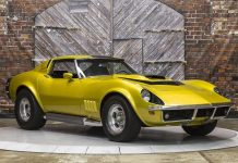 Corvettes on eBay: 1969 Baldwin Motion Corvette Phase III GT