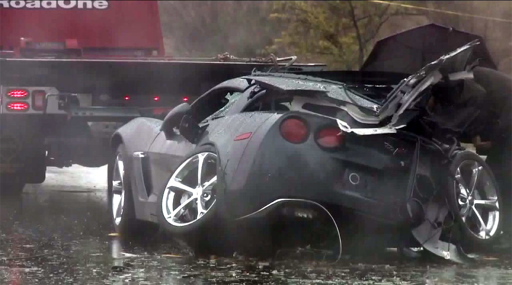 C4 Corvette For Sale >> [ACCIDENT] Rainy Weather Blamed for Crash that Killed a 64 ...