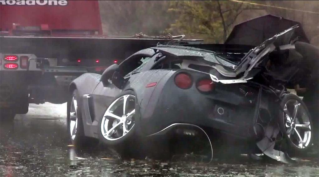 Corvette For Sale >> [ACCIDENT] Rainy Weather Blamed for Crash that Killed a 64-Year-Old Corvette Driver - Corvette ...