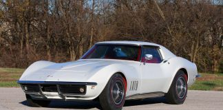 Mecum Kissimmee Offering 1968 Corvette Owned by Harley J. Earl