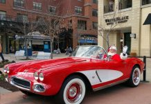 [GALLERY] Santa, Christmas and Corvettes! (43 Corvette Photos)