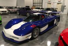 Replica Corvette GTP Racer for Sale in Florida