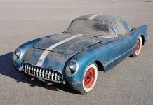 [PICS] Retired GM Engineer Rescues a Barn Find 1955 Corvette Stored for 48 Years