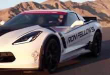 [VIDEO] Learn to Drive Corvettes at the Ron Fellows Performance Driving School