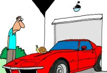 Saturday Morning Corvette Comic: Need for Speed