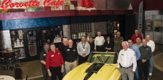 [VIDEO] Corvette Museum Board Member Donates his 1967 L89 Corvette