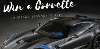 Win a 2017 Grand Sport Collector Edition Coupe from the National Corvette Museum