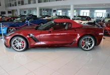 December 2016 Corvette Sales