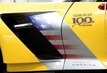 [VIDEO] Corvette Racing Teases the New Graphics for 2017 Corvette C7.R