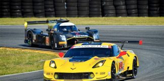 Corvette Racing at Daytona: Magnussen Sets Early GTLM Pace