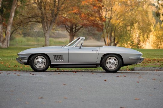 1967 Corvette L88 Convertible Sells for $1.8 Million at Worldwide's Scottsdale Auction