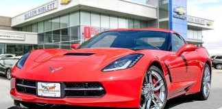 General Motors Reports Modest Increase in Canadian Corvette Sales During 2016