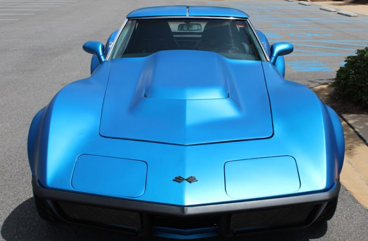 [GALLERY] Blue Monday (50 Corvette photos)
