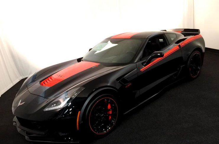 SVE Unveils Limited Edition 800-hp YENKO Corvette Grand Sport