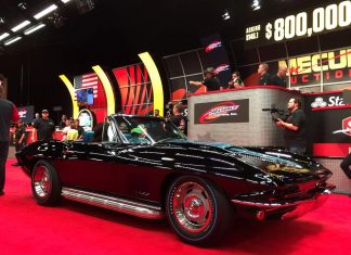 Top 10 Corvette Sales at the 2017 Mecum Kissimmee Auction