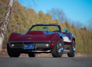 Bonhams to Offer a 1969 L88 Corvette Roadster at Scottsdale Auction