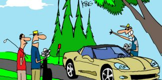 Saturday Morning Corvette Comic: Corvette as an Everyday Vehicle