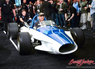 Did General Motors Just Buy CERV 1 at Barrett-Jackson for $1.32 Million?