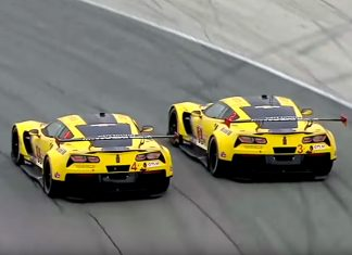[VIDEO] Corvette Racing's Oliver Gavin Previews the Rolex 24 at Daytona for Mobil 1 The Grid