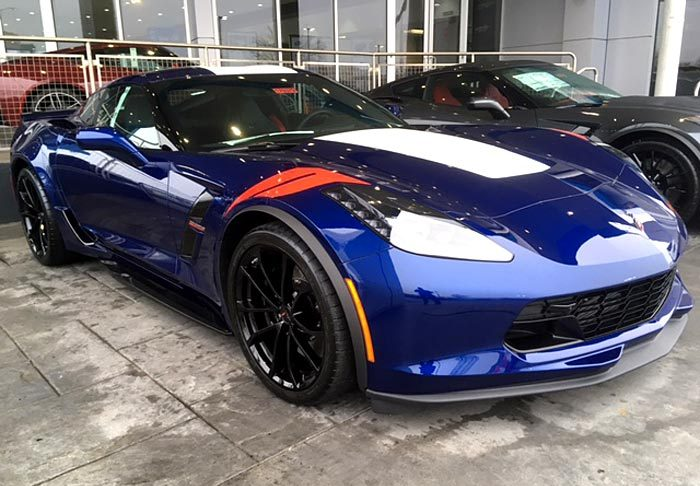 Corvette Delivery Dispatch with National Corvette Seller Mike Furman for Jan. 22nd