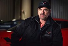 [VIDEO] Corvette Test Driver Jim Mero Has the Best Job in the World
