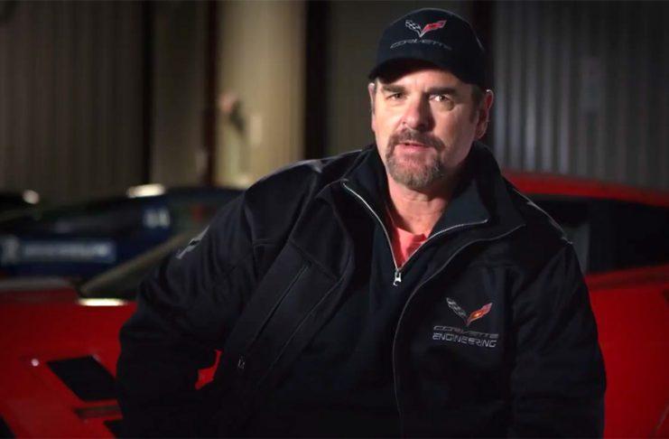 [VIDEO] Corvette Test Driver Jim Mero Has the Best Job in the World