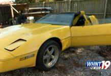 [VIDEO] Police Arrest Alabama Shop Owner after Trashing a Woman's C4 Corvette
