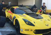 Corvette Racing to Race with Spare Chassis for the No.4 C7.R at the Rolex 24