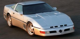 [VIDEO] 30 Years of Callaway Corvettes: The Sledgehammer