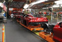 Corvette Assembly Plant Closer to Formally Announcing Planned Shut Down