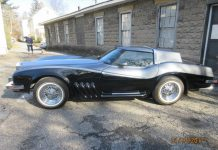 Corvettes on eBay: A SuperFly 1979 Corvette Caballista