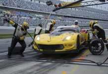 Corvette Racing at Daytona: Twelve Hours Down, Twelve Hours to Go