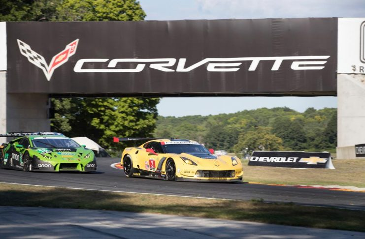 Chevrolet Extends Partnership with Road America