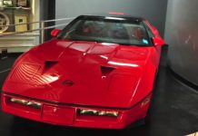 [VIDEO] 30 Years of Callaway Corvettes: 1987 Callaway Twin Turbo