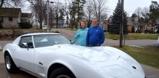 Utah Man Reunited with 1976 Corvette He Purchased New 41 Years Ago