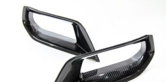 More New Carbon Fiber Goodness from Nowicki Autosport